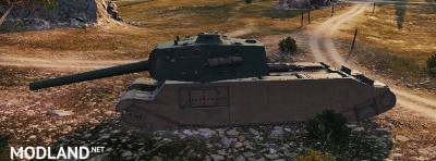 """T49 Remodel """"Project XD"""" 1.0.2.3 [1.0.2.3], 1 photo"""